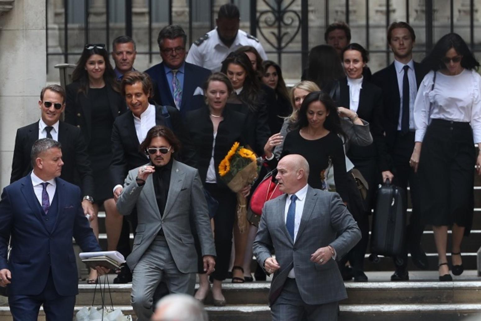 Johnny Depp Libel Case Verdict Due In September Spire Radio Derbyshire S Heartbeat