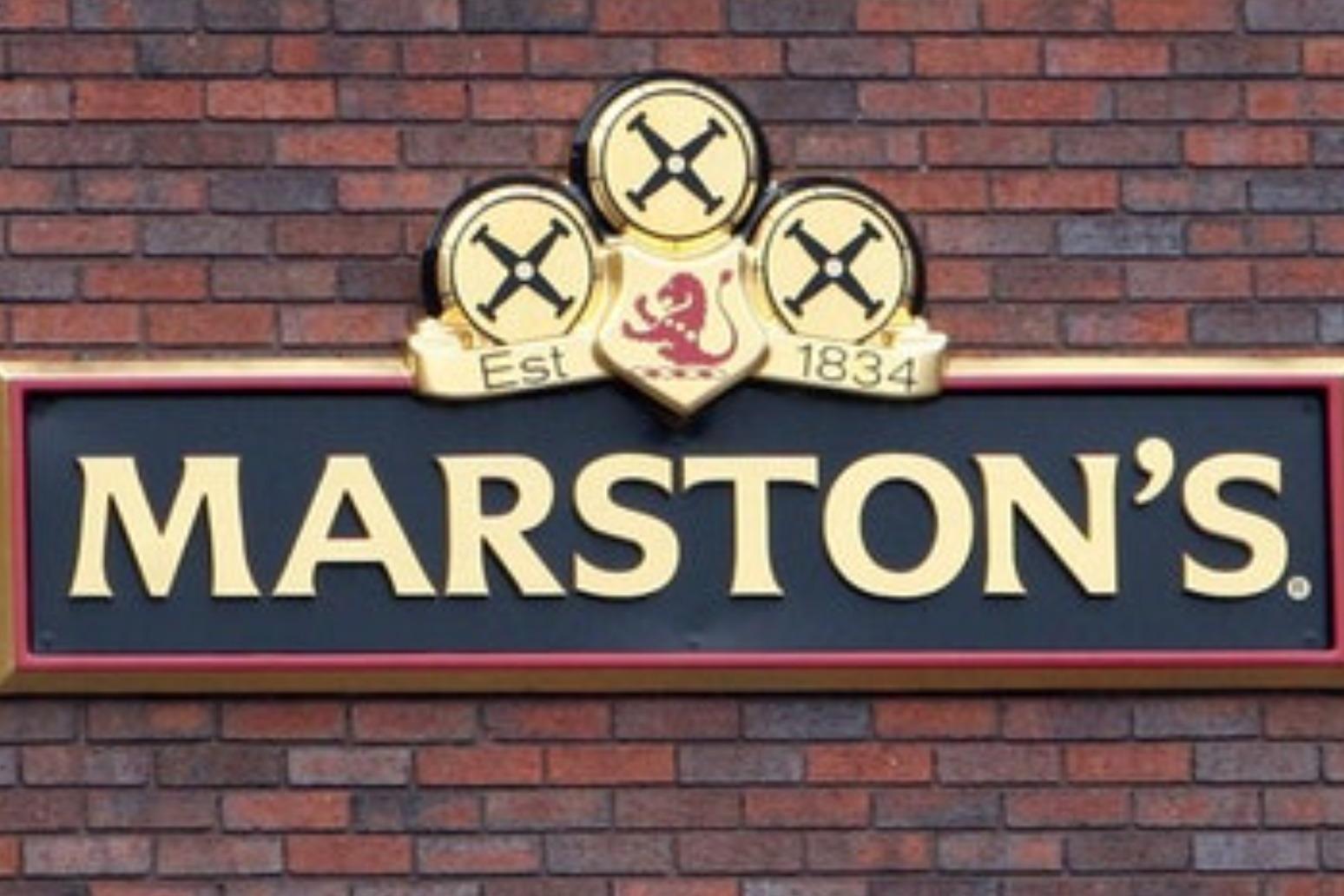 Pub group Marston's to cut 2,150 jobs due to coronavirus restrictions
