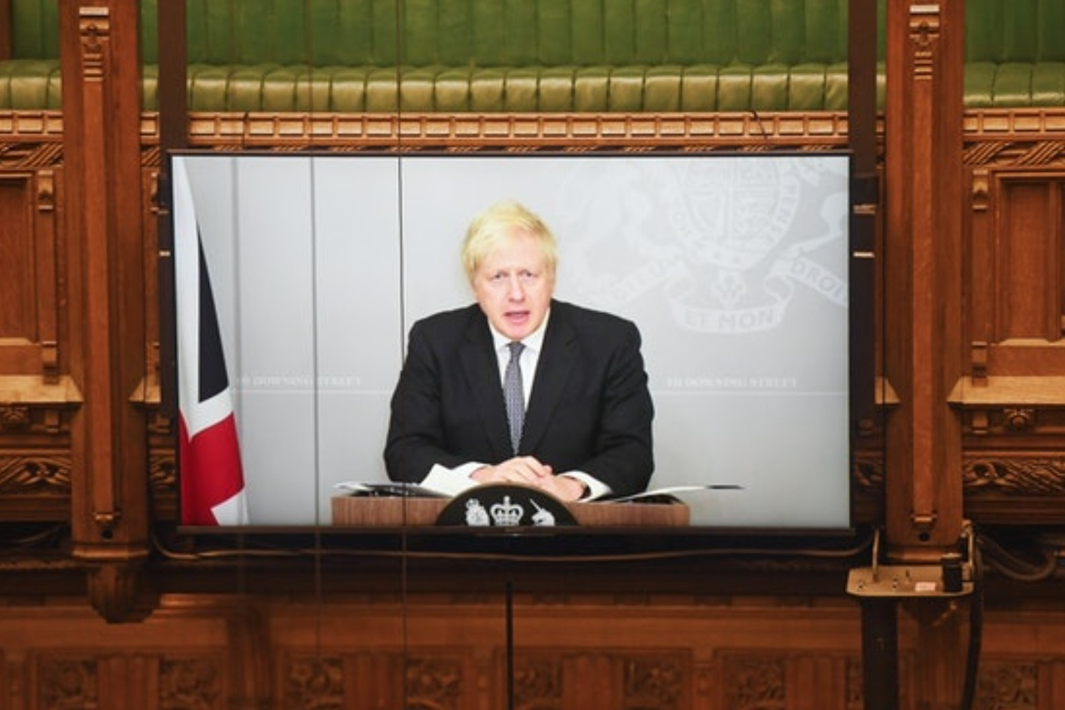 PM urges Britons to be 'jolly careful' as UK leaders devise Christmas plan