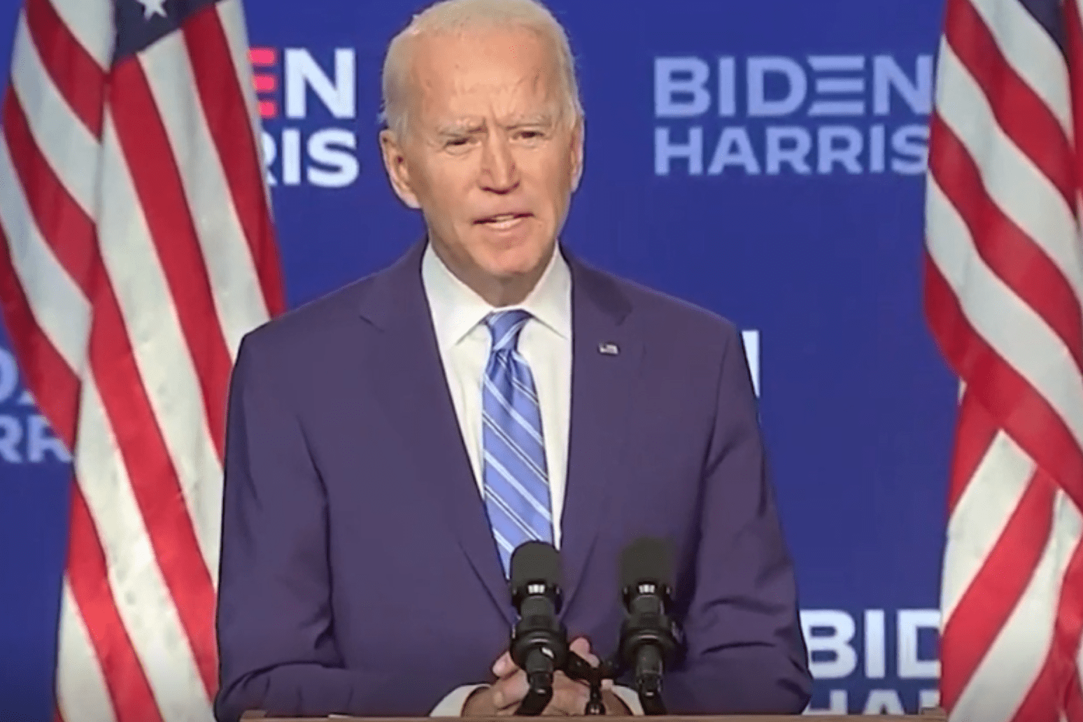 US agency declares Biden 'apparent winner' – clearing way for transition