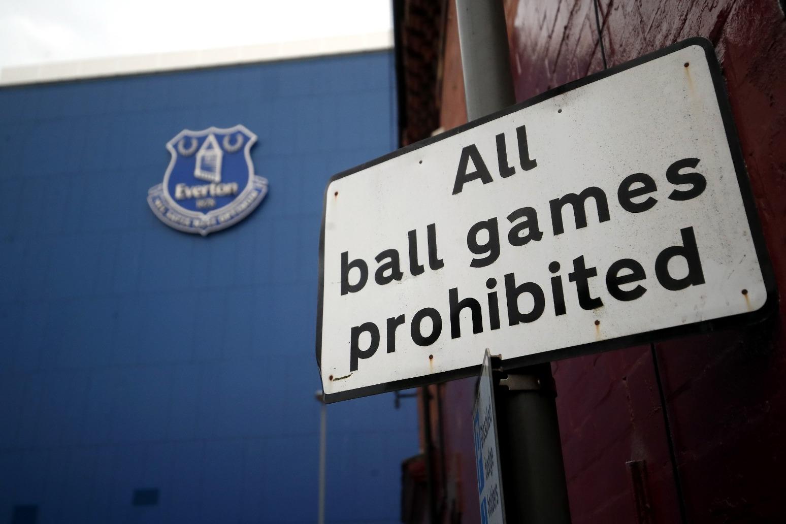 Aston Villa and Premier League discussing possible postponement of Everton clash