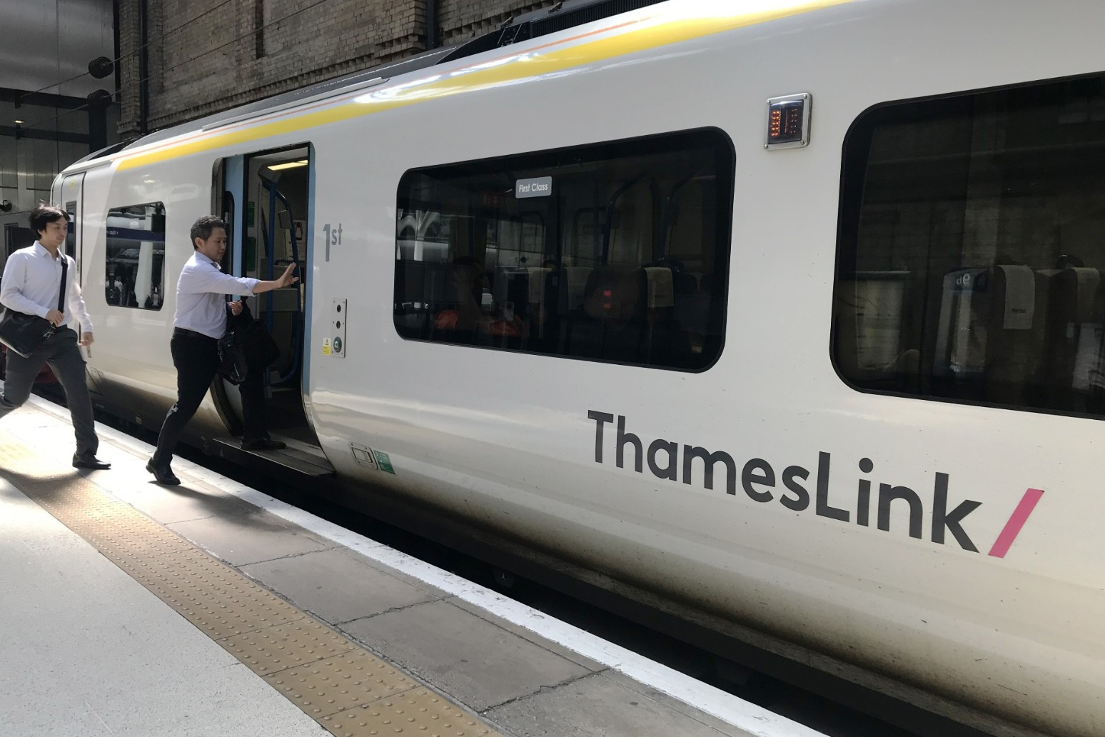 Rail fares increased across Britain despite low demand for travel