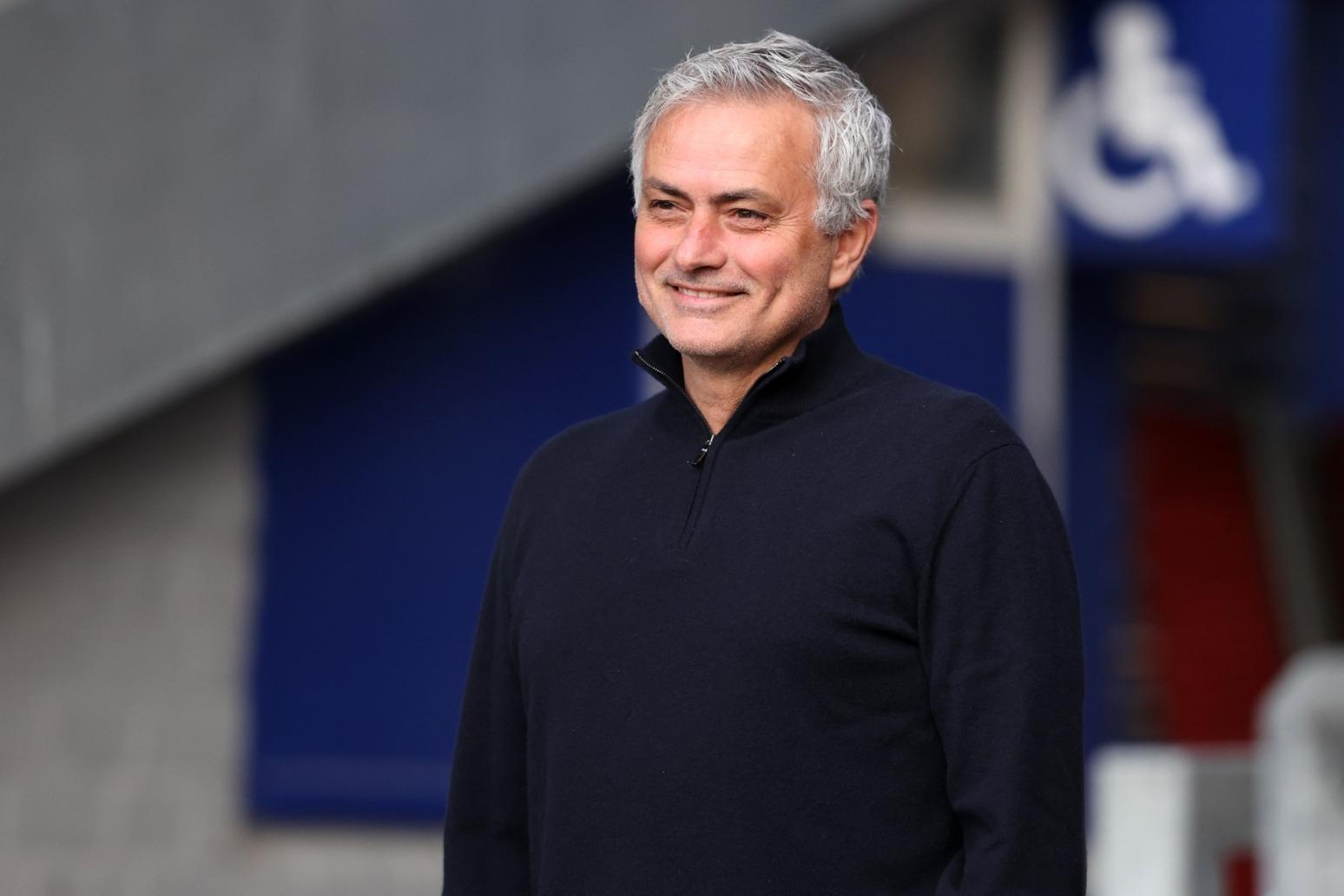 Jose Mourinho has a new job
