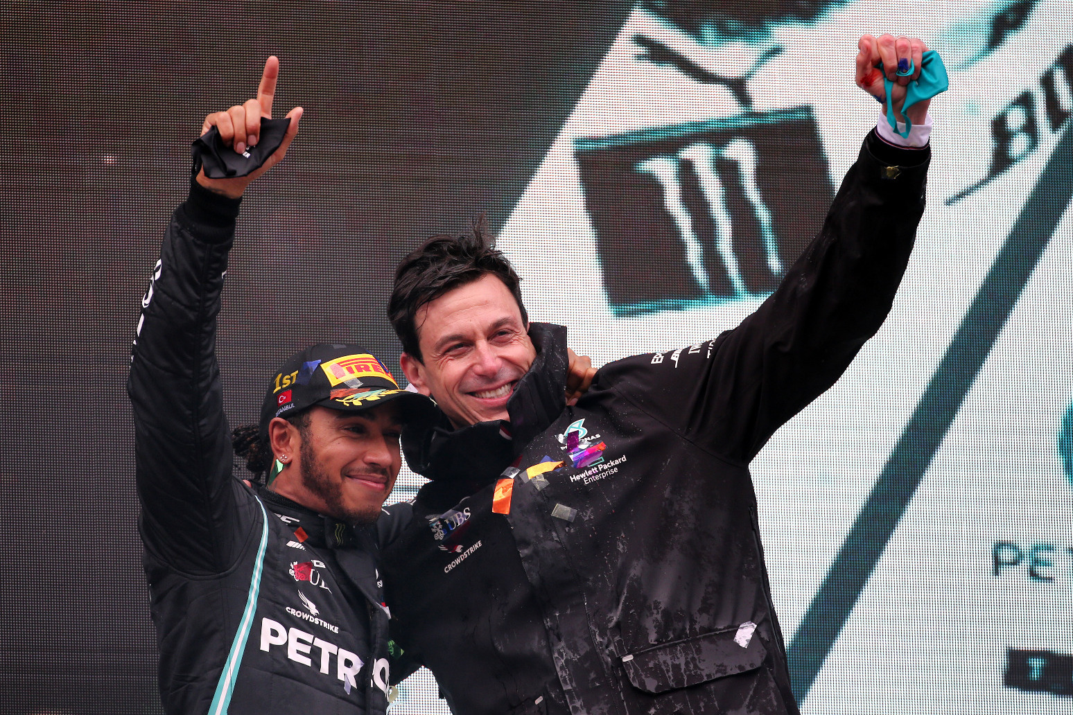Toto Wolff believes 'exceptional' is the new normal for Lewis Hamilton