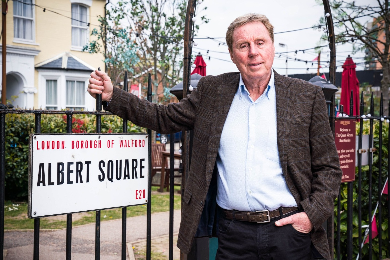 Harry Redknapp to make EastEnders cameo